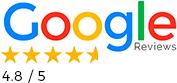 SDE Google reviews