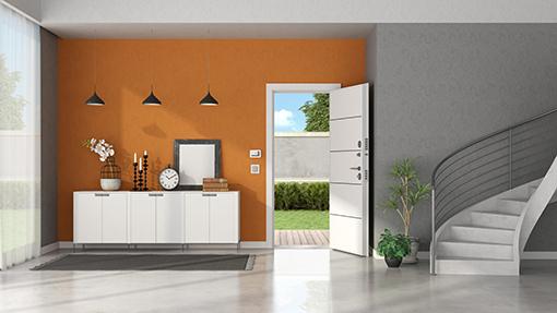 installation de porte blindée sur mesure pour sécuriser votre logement